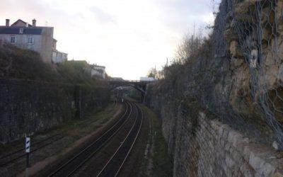Réalisation : SNCF Purges Grillages