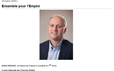 Article : Un job en 24h (Article MEDEF)