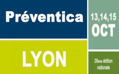 Événement : ACROTIR Développement au salon PRÉVENTICA 2015