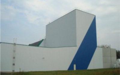 Réalisation : Accès et mise en sécurité des toitures de POLYEX